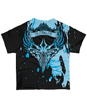 JANNA - SUBLIMATION All-over T-Shirt back