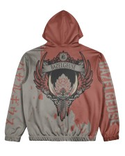 BAZELGEUSE - SUBLIMATION Women's All Over Print Hoodie tile