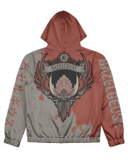 BAZELGEUSE - SUBLIMATION Women's All Over Print Full Zip Hoodie tile