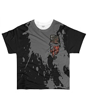 ZORAH MAGDAROS - SUBLIMATION-V3 All-over T-Shirt front