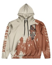 SAFI'JIIVA - SUBLIMATION Men's All Over Print Hoodie front