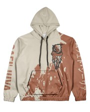 SAFI'JIIVA - SUBLIMATION Women's All Over Print Hoodie tile
