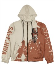 SAFI'JIIVA - SUBLIMATION Women's All Over Print Full Zip Hoodie tile