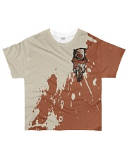 SAFI'JIIVA - SUBLIMATION All-Over T-Shirt tile