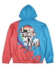 DASHIE - SUBLIMATION Women's All Over Print Hoodie tile