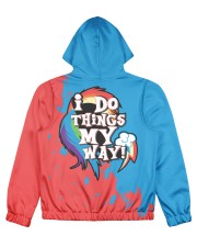 DASHIE - SUBLIMATION Women's All Over Print Full Zip Hoodie tile