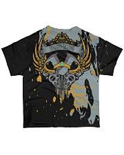 DRAVEN - SUBLIMATION All-over T-Shirt back