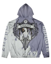 BARIOTH - SUBLIMATION Men's All Over Print Hoodie back