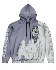 BARIOTH - SUBLIMATION Men's All Over Print Hoodie front
