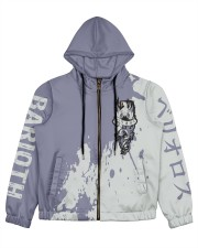 BARIOTH - SUBLIMATION Women's All Over Print Full Zip Hoodie tile