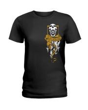BLACKBEARD - CREST EDITION-DS Ladies T-Shirt tile