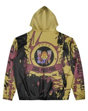 CORAL PUKEI-PUKEI - SUBLIMATION-V3 Men's All Over Print Hoodie back