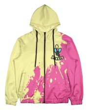 PINKIE - SUBLIMATION Men's All Over Print Full Zip Hoodie tile