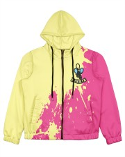 PINKIE - SUBLIMATION Women's All Over Print Full Zip Hoodie tile