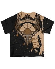 TALIYAH - SUBLIMATION All-over T-Shirt back