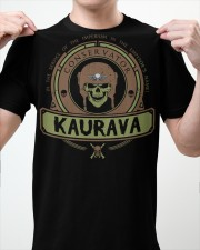 KAURAVA - LIMITED EDITION-V3 Classic T-Shirt apparel-classic-tshirt-lifestyle-front-62