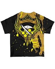 MASTER YI - SUBLIMATION All-over T-Shirt back