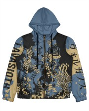 LAVASIOTH - SUBLIMATION-V2 Women's All Over Print Full Zip Hoodie tile