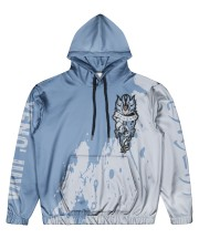 XENO'JIIVA - SUBLIMATION Men's All Over Print Hoodie front