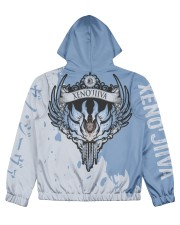 XENO'JIIVA - SUBLIMATION Women's All Over Print Full Zip Hoodie tile