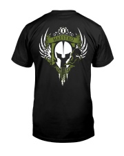 MAESTRO - CREST EDITION-DS Classic T-Shirt back