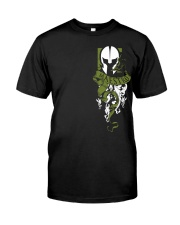 MAESTRO - CREST EDITION-DS Classic T-Shirt front