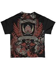 BAZELGEUSE - ELITE SUBLIMATION All-over T-Shirt back