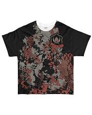 BAZELGEUSE - ELITE SUBLIMATION All-over T-Shirt front