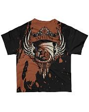 SAFI'JIIVA - SUBLIMATION-V3 All-over T-Shirt back