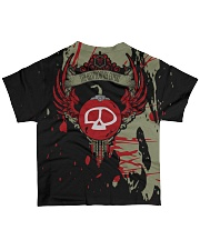 ZIGGS - SUBLIMATION All-over T-Shirt back