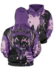 MIZUTSUNE - SUBLIMATION Men's All Over Print Hoodie aos-men-hoodie-ghosted-front-05