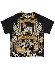 KULU-YA-KU - ELITE SUBLIMATION All-over T-Shirt back
