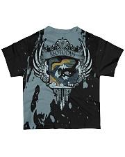 BEOTODUS - SUBLIMATION-V3 All-over T-Shirt back