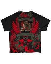SAVAGE DEVILJHO - ELITE SUBLIMATION All-over T-Shirt back