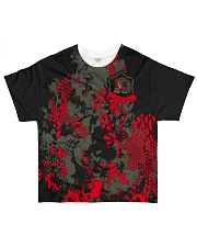 SAVAGE DEVILJHO - ELITE SUBLIMATION All-over T-Shirt front