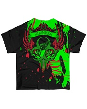 SINGED - SUBLIMATION All-over T-Shirt back