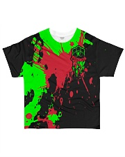 SINGED - SUBLIMATION All-over T-Shirt front