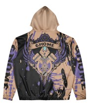 GNOME - SUBLIMATION Men's All Over Print Hoodie back