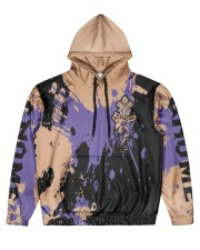 GNOME - SUBLIMATION Men's All Over Print Hoodie front