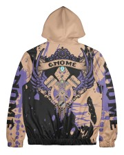 GNOME - SUBLIMATION Men's All Over Print Full Zip Hoodie tile