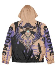 GNOME - SUBLIMATION Women's All Over Print Full Zip Hoodie tile
