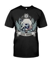 GOSS HARAG - ELITE EDITION Classic T-Shirt front