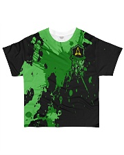 NIDALEE - SUBLIMATION All-over T-Shirt front
