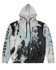 GOSS HARAG - SUBLIMATION Men's All Over Print Hoodie front