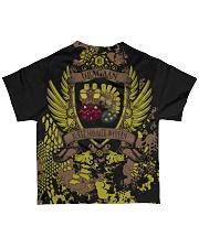 URAGAAN - ELITE SUBLIMATION All-over T-Shirt back