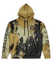 JYURATODUS - SUBLIMATION-V3 Men's All Over Print Hoodie front