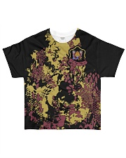 CORAL PUKEI-PUKEI - ELITE SUBLIMATION All-over T-Shirt front