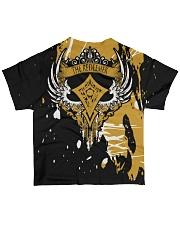 SENNA - SUBLIMATION All-over T-Shirt back