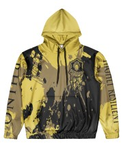 RHINO PRIME - ELITE SUBLIMATION Men's All Over Print Hoodie front