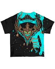 MAOKAI - SUBLIMATION All-over T-Shirt back